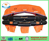 Lifesaving Rafts Solas Approved Inflatable Throw Overboard A Type Life Raft with EC CCS Certificate