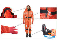 CR Neoprene Sponge Cold Water Immersion Suit For Marine Lifesaving Seaman
