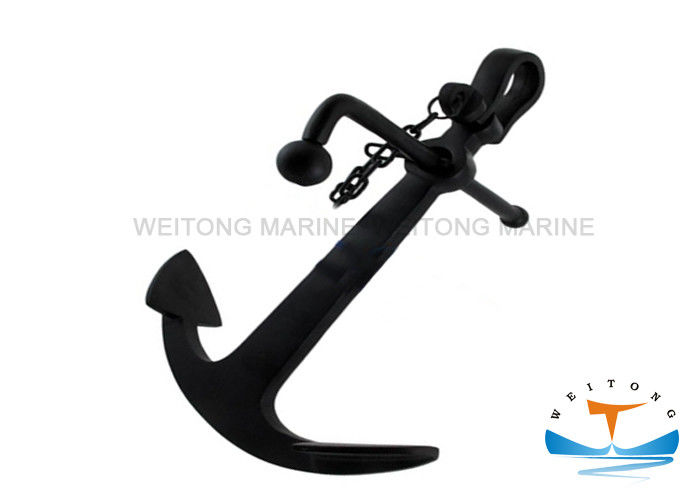 Steel Marine Mooring Equipment Japan Stock Anchor Casted Ship Admiralty