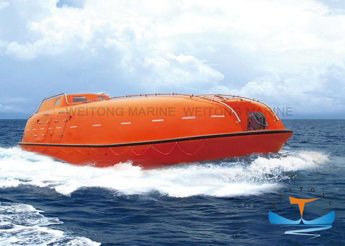 Solas Marine 45-150 Persons Partially Enclosed FRP Lifeboat
