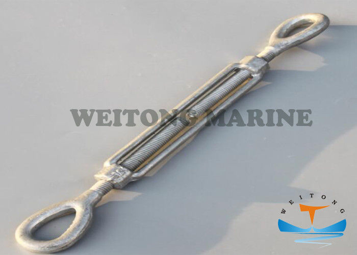 0.29 Lbs Eye To Eye Turnbuckle , Stainless Steel Marine Turnbuckles MC Certificated