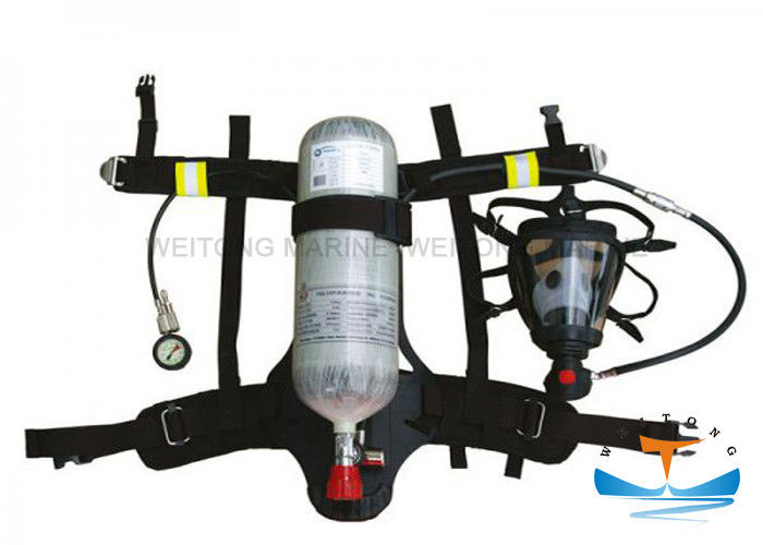 Carbon Fiber Marine Fire Fighting Equipment For Self Contained Breathing Apparatus